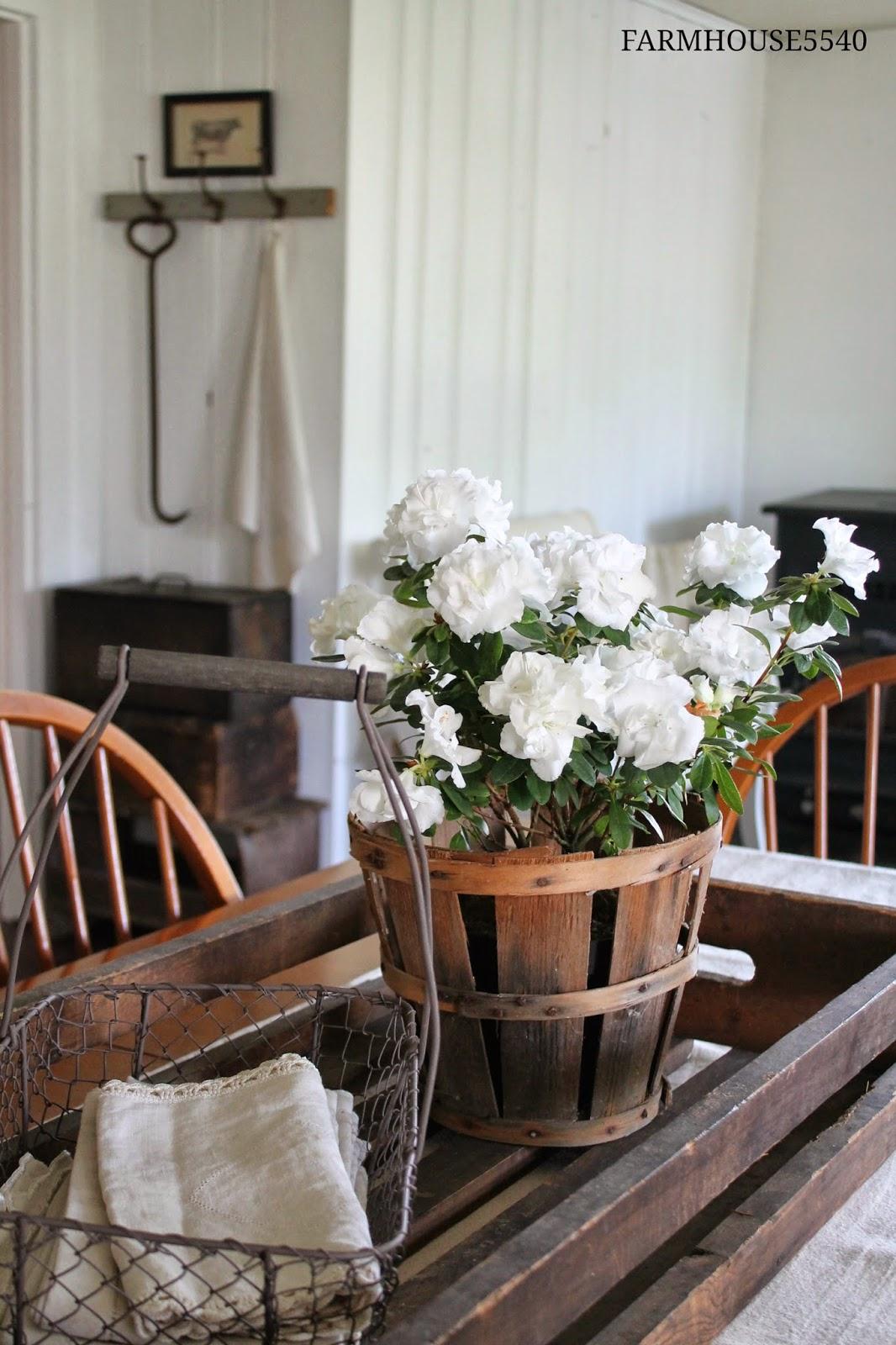 FARMHOUSE 5540: Dining Room On A Sunny Morning