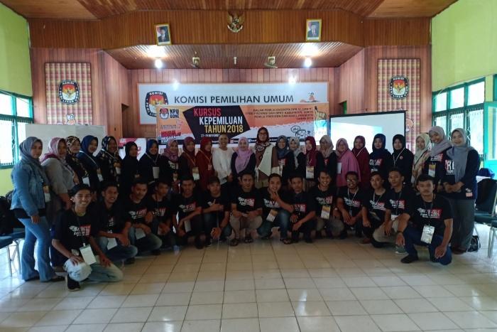 KPU Bone Dongkrak Partisipasi Pemilih dengan Kursus Kepemiluan