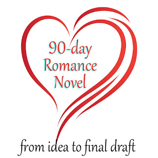 Deb McLeod's 90-day Romance Novel Project