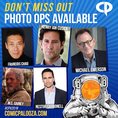 The Cast of LOST Comes to Houston for Comicpalooza X!