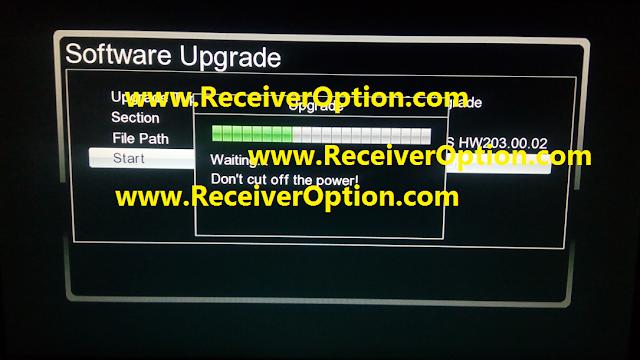 GX6605S HW203.00.029 POWERVU KEY SOFTWARE NEW UPDATE 105E 68E 66E FULL OK