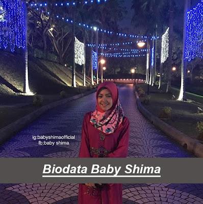 Biodata Baby Shima