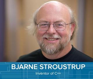 Creator of C++