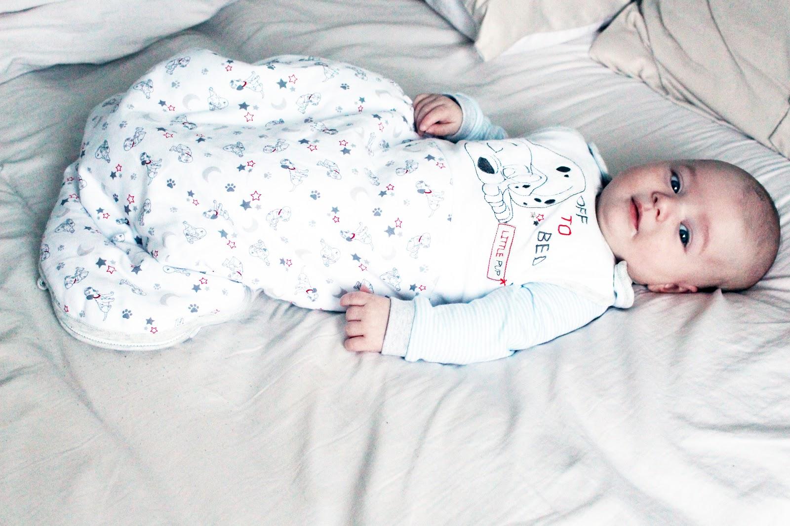 how to make your newborn sleep at night