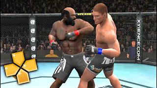 تحميل لعبة UFC Undisputed 2010 بحجم صغير جدا 129 ميجا فقط!