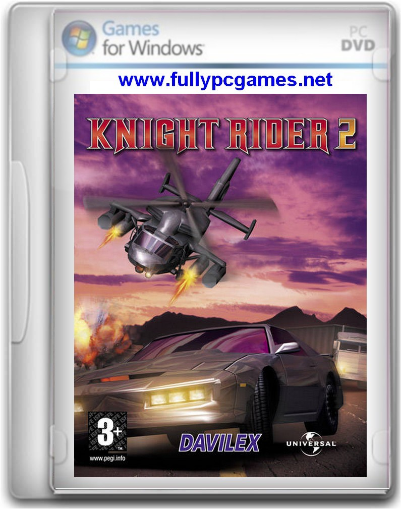 download knight rider 2 game completo