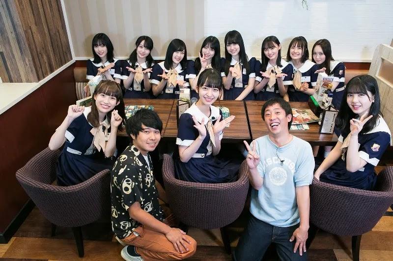 Member Nogizak4a46 generasi-4 dan Saraba-san
