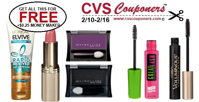 http://www.cvscouponers.com/2019/02/free-maybelline-and-loreal-at-cvs.html