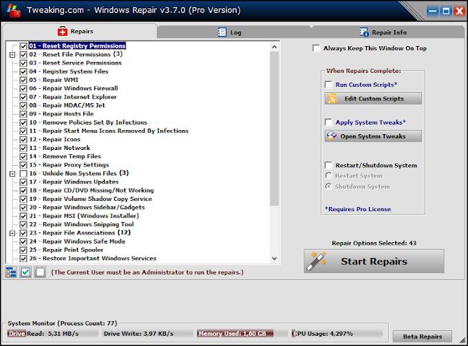 Cara Mengembalikan Registry yang Terhapus