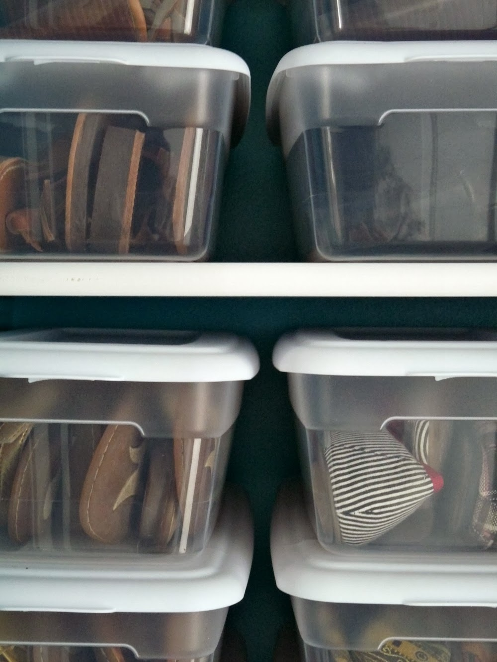 How to keep shoes organizes in any closet