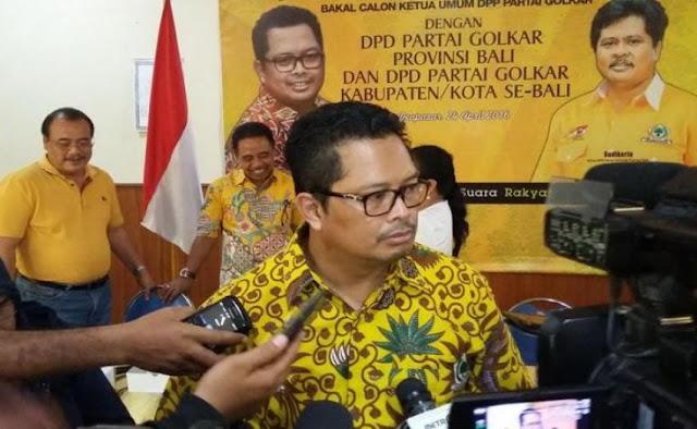 Mahyudin Berharap Aziz Diberi Posisi Ketua DPR