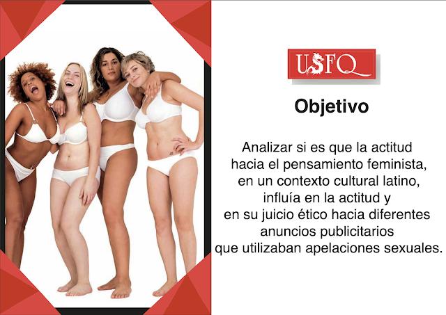 ¿Cuánto influye el feminismo en la actitud de las personas ante la publicidad sexual?