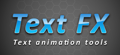 TEXT EFFECTS IN BLENDER