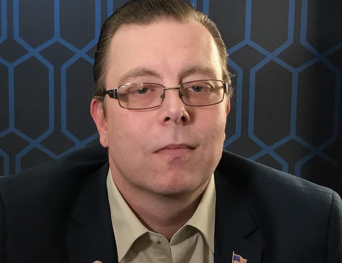 Christopher Chamberlin Portrait Interview