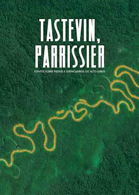 Livro - Tastevin Parrissier - Kaxinawás - Antropóloga Manuela-1