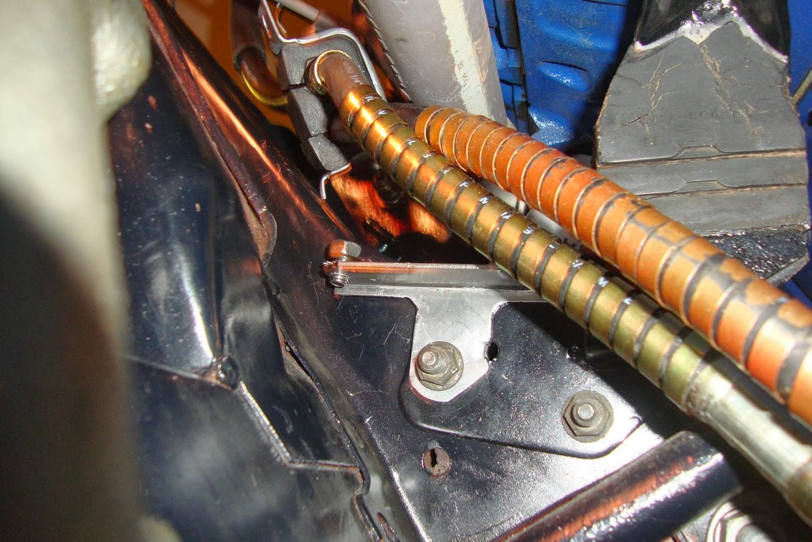 1967 Mustang Power Steering Hose Routing