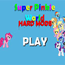 Super Pinkie Pie World Hard Mode
