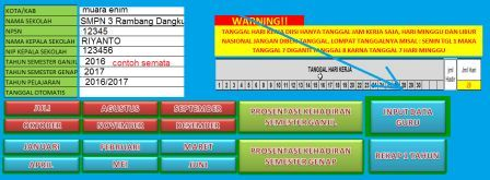 gambar aplikasi Absensi Guru dan tenaga Pendidik Model Digital Terbaru