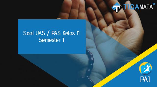 125+ Contoh Soal PAI Kelas 11 Semester 1 Kurikulum 2013 dan Jawabannya