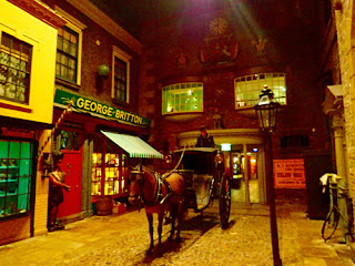 Victorian Street York Castle Museum York England Great Britain