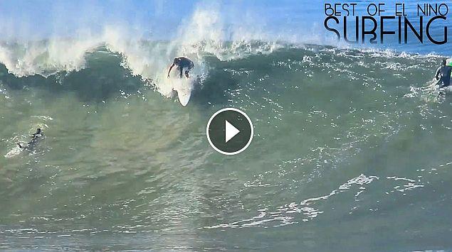 Goodbye El Niño Hello La Niña Part 2 Surfing 2016