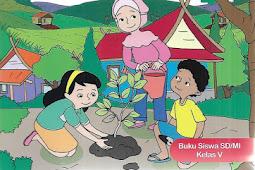 Kunci Jawaban Tematik Kelas 5 Tema 8 Lingkungan Sahabat Kita