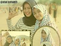 Kak Elbuy, Arafah LDR-an Sama Tante Dulu