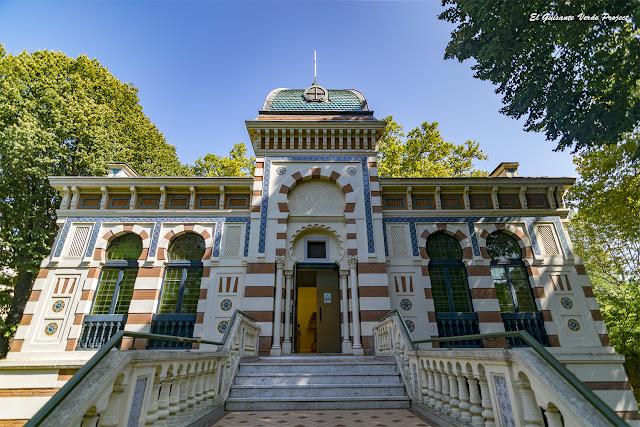 Musée Georges-Labit, Toulouse por El Guisante Verde Project