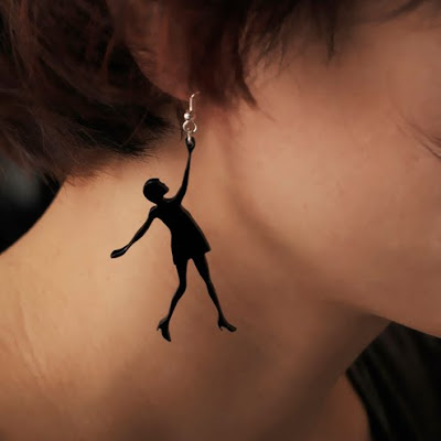 Creative Earrings and Cool Earring Designs (15) 5