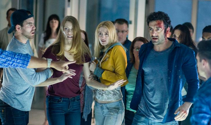 The Mist - Episode 1.10 - The Tenth Meal (Season Finale) - Promotional Photos & Synopsis