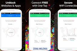 6 Aplikasi VPN Gratis Terbaik Untuk Smartphone Android 2018