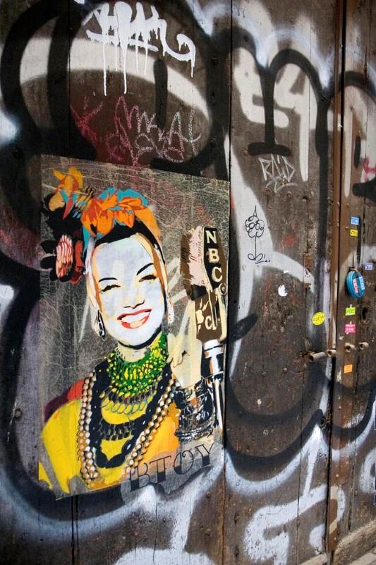 Уличные художники Andrea Michaelsson и Ilya Meyer 20