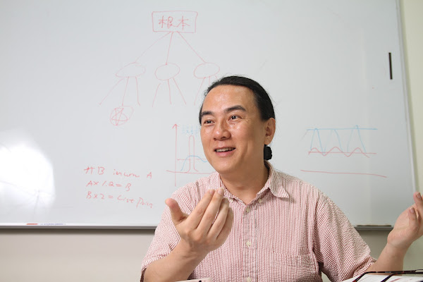 本文作者和沛科技創辦人翟本喬