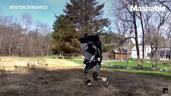 Robô que anda e corre como gente é criado pela Boston Dynamics - Img 1