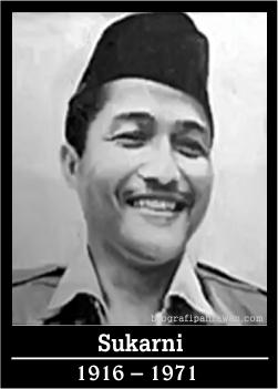 Biografi Sukarni yang Pemberani - Pahlawan Nasional