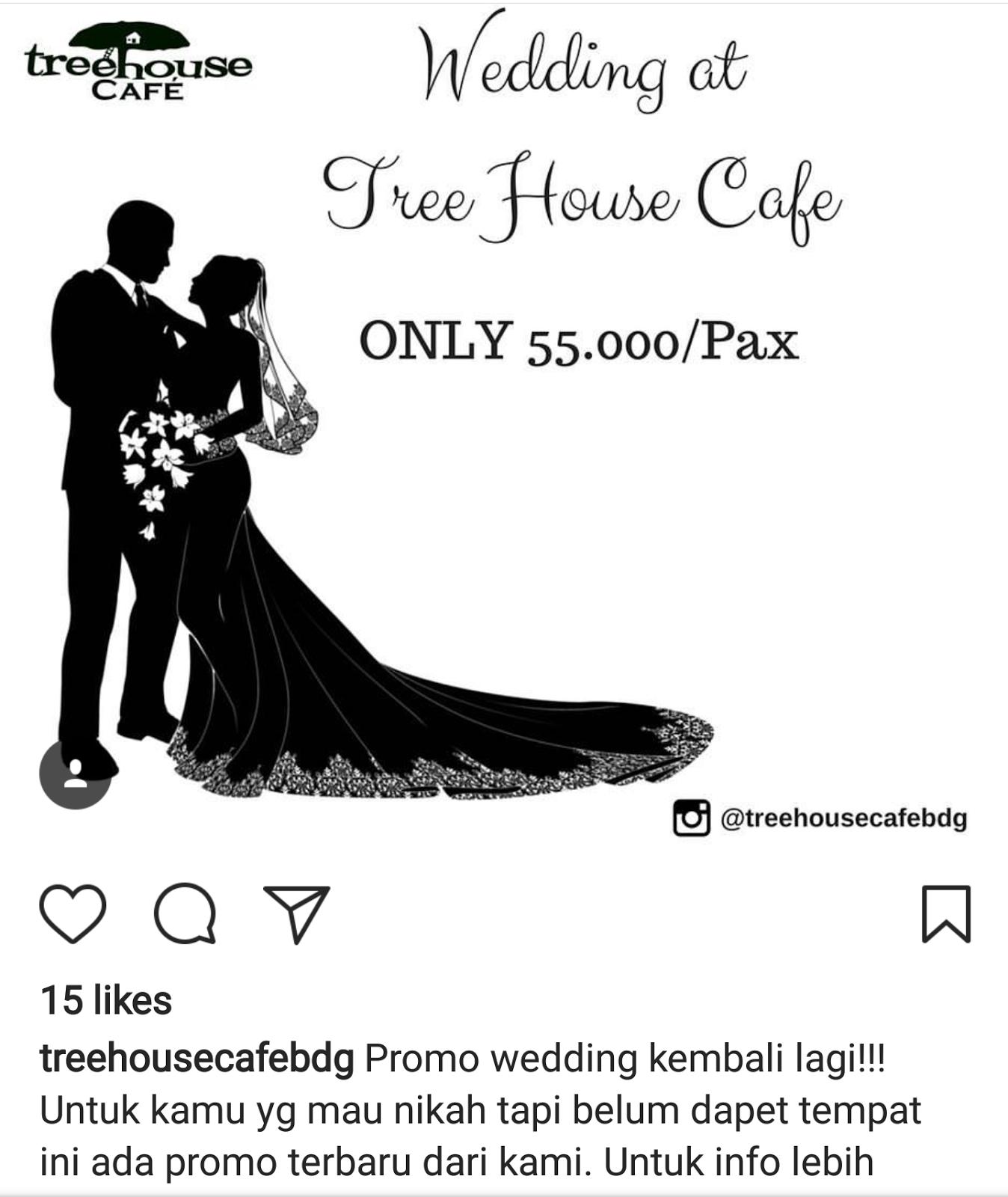Outdoor Wedding Murah Di Bandung: 3 Tempat Wedding Outdoor Di Bandung (daerah Dago)