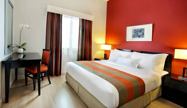 bilik hotel vistana