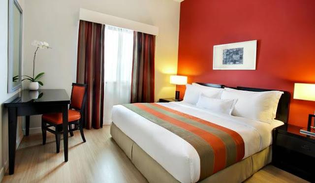 bilik hotel vistana