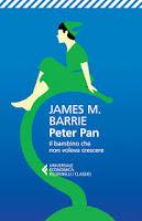 Peter Pan ( Il bambino che non voleva crescere) di James Matthew Barrie