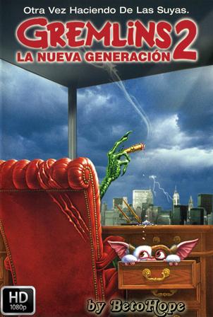 Gremlins 2: La Nueva Generacion [1990] [Latino-Ingles] HD 1080P [Google Drive] GloboTV