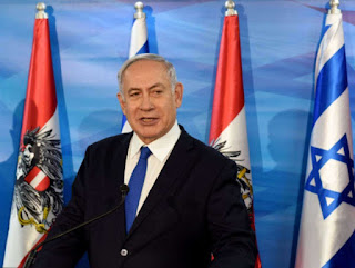 Netanyahu doesn't look to go that quietly.