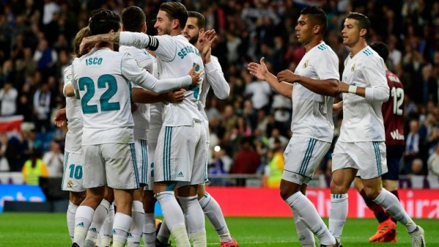 Real Madrid Not Yet Perfect Slaughter Eibar Arul Blogger