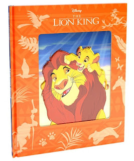 disney the lion king magical story cover