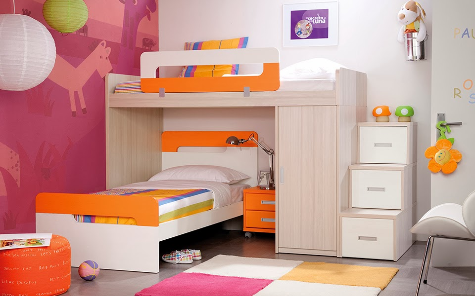 dormitorios juveniles e infantiles online