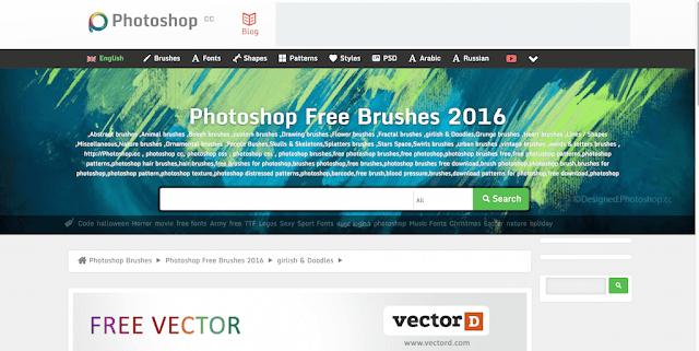 موقع Photoshop.cc