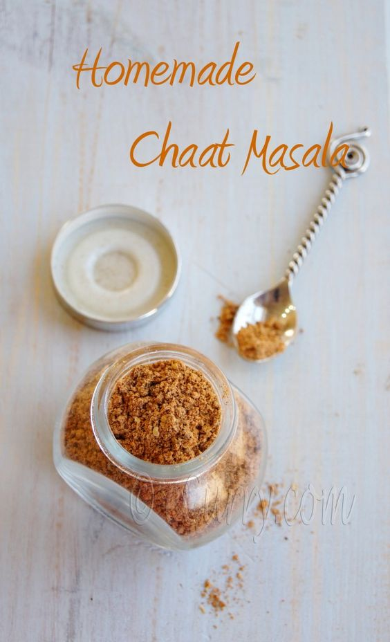 Homemade: Chaat Masala