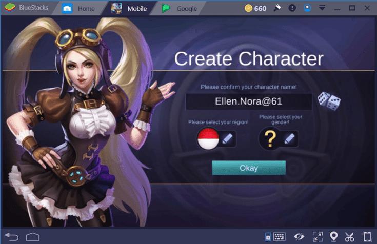 Mobile Legends (ML) - Cara Mudah Bermain Mobile Legends di PC / Laptop