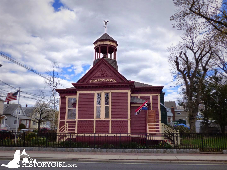 Image result for little red schoolhouse lyndhurst nj