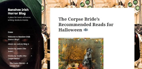 The Corpse Bride's Recommended Reads for Halloween 🦇