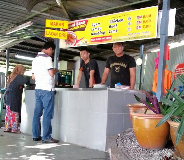 Nasi Beriyani Sena (Batu Pahat) Yang Sedap & Bebas Dari Pengaruh Kas-Kas